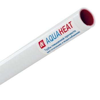 Труба полипропиленовая (алюминий) 32х3 L=4м Aquaheat