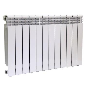 Радиатор алюм. KONNER LUX 500-10 (глубина 80)