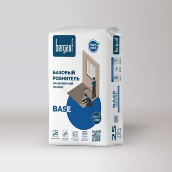 Ровнитель цементный Bergauf Base, 25 кг