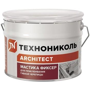 Мастика для гибкой черепицы ТехноНИКОЛЬ №23 Фиксер 12 кг