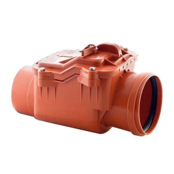 Клапан обратный канализационный 160