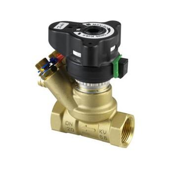 Клапан ручной баланс., внутр. резъба MSV-BD, Pn 20; Ду 20 Danfoss