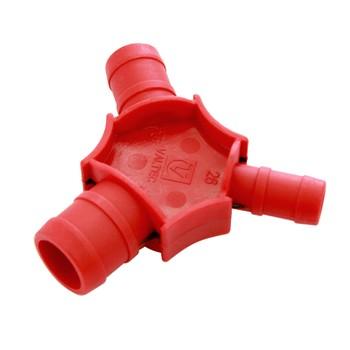 МП калибратор для труб 26-32-40 пластиковый с ножами для снятия фаски VT