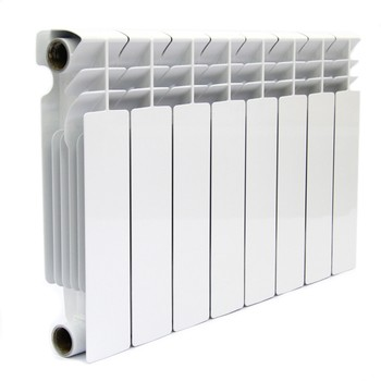Радиатор биметаллический RADENA BIMETALL CS350 5 секций