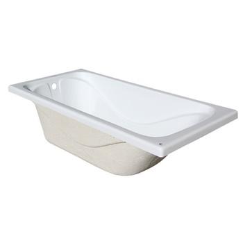 Ванна акриловая Стандарт 1700х700х560мм (б/экрана, б/ножек) Triton