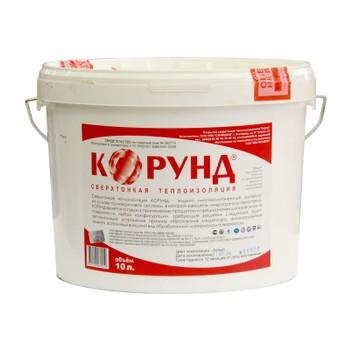 Жидкий керамический теплоизоляционный материал Корунд Классик 20 л