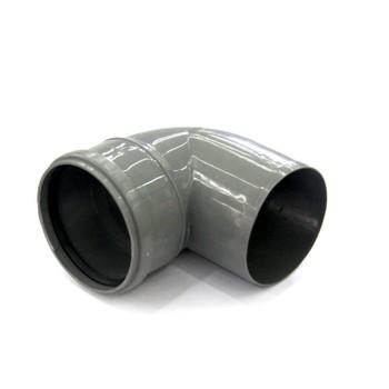 Отвод канализационный 110х87,5гр