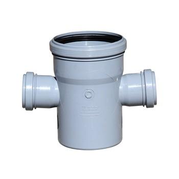 Крестовина канализационная 110х50х50х87,5гр