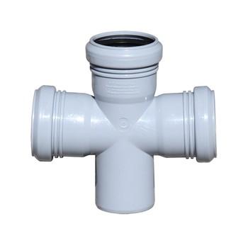 Крестовина канализационная 50х50х50х87,5гр