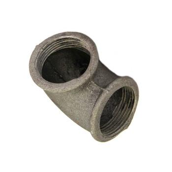 Угольник чугун. Ду32