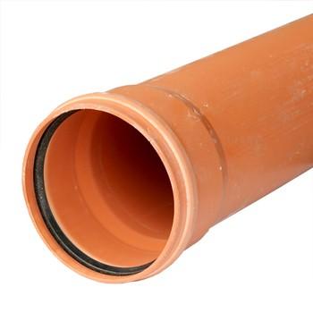 Труба канализационная наружная 200х4,9х1200