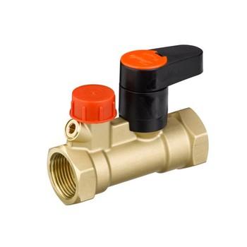 Клапан ручной запорный, внутр. резъба MSV-S, Pn 20; Ду 32 Danfoss