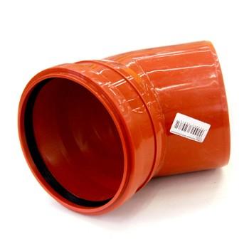 Отвод наружный канализационный 200 45°