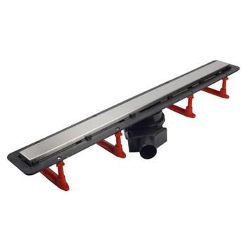 Душевой лоток Pestan Confluo Frameless Line 65 см (13701231) матовый хром