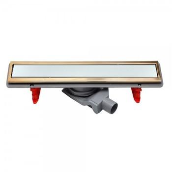 Душевой лоток Pestan Confluo Premium Line 30 см (13100088) белое стекло
