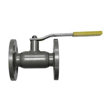 LD Кран шаровый ф/ф Ду150/125 Ру16
