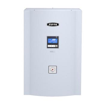 Котел электрический ZOTA MK-S 18кВт (6-12-18кВт/380В), встр.ПУ, насос, расш.бак, ГБ, дат. темп. воздуха