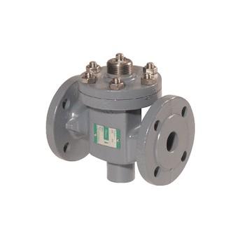 Клапан регулирующий чугунный ф/ф Ду25 Ру16 M2F-025 Clorius