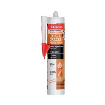 Герметик акриловый Penosil Gaps & Cracks Acrylic Sealant для трещин и зазоров 310 мл