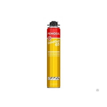 Пена монтажная Penosil GoldGun 65 пена профессиональная 875 мл