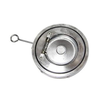 Клапан обратный дисковый Одностворчатый DN65 Py16 Tecofi