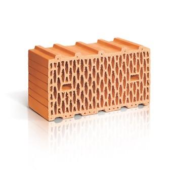 Блок керамический поризованный 14,3NF М-100, ЛСР