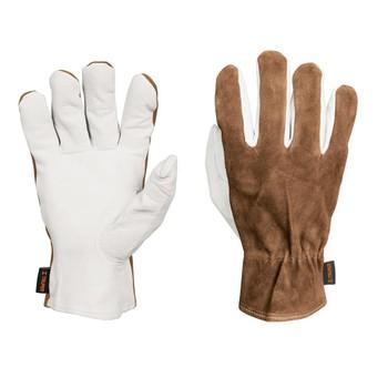Перчатки Truper рабочие, комбинированные, манжет на резинке GUX-BOVA 14288