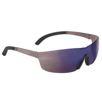 Очки защитные Truper поликарбонат,синие зеркальные LEN-LEZ 10823