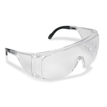 Очки защитные Truper прозрачные с защитой линз 14308