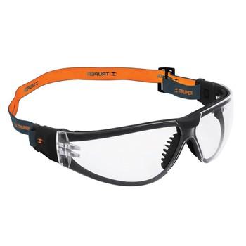 Очки защитные Truper с резинкой LEDE-ST-R 15304