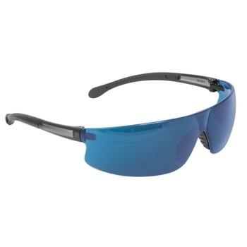 Очки защитные Truper синие, поликарбонат LEN-LZ 10819