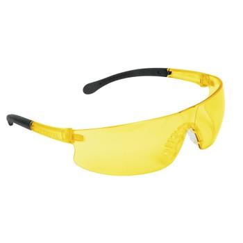 Очки защитные Truper спортивные желтые, поликарбонат LEN-LA 15295