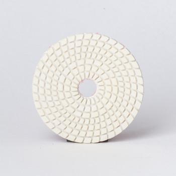 Круг алмазный гибкий шлифовальный Черепашка 100 мм, P3000 мокрое шлифование