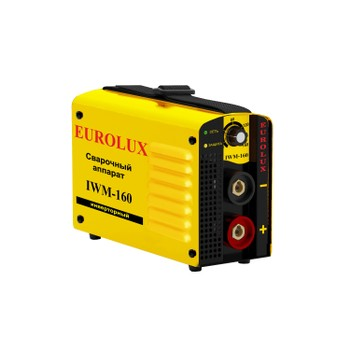 Аппарат сварочный инверторный Eurolux IWM160