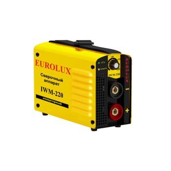 Аппарат сварочный инверторный Eurolux IWM220