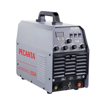 Аппарат сварочный инверторный Ресанта САИ-250АД AC/DC