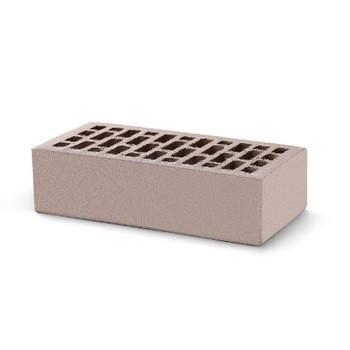 Кирпич облицовочный пустотелый одинарный М-150, Камелот шоколад, КС-Керамик