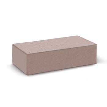Кирпич облицовочный полнотелый одинарный М-300, Камелот темный шоколад, КС-Керамик