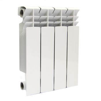 Радиатор алюминиевый RADENA 350 5 секций