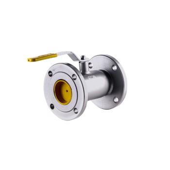 LD Кран шаровый ф/ф Ду125/100 Ру16