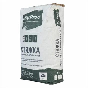 Ровнитель цементный стяжка BуРroc, 25 кг
