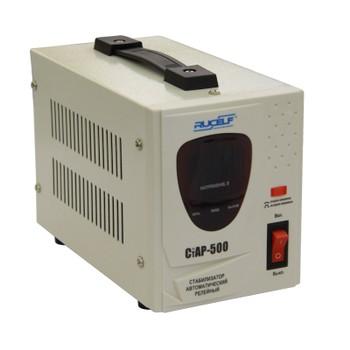 Стабилизатор напряжения полочный СтАр-500 Стабик (300Вт,раб диап 140-270В,релейный)1к=8шт