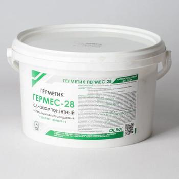 Герметик Гермес-28 Паропроницаемый, 3 кг