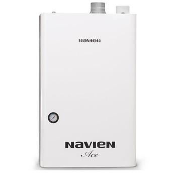 Котел газовый настенный Ace-30K Coaxial (30кВт, 2х конт.,закр.кам..,2 т/о) Navien