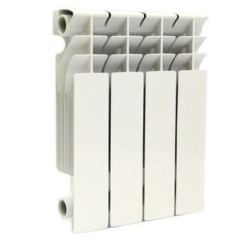 Радиатор алюм. LONTEK 350-4 (глубина 85 мм)