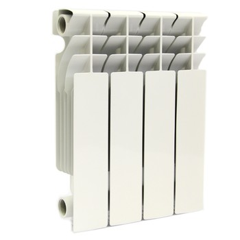 Радиатор алюм. LONTEK 350-8 (глубина 85 мм)