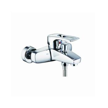 Смеситель д/ванны Accoona 07 A6007 (однорычаж., кор.излив) Латунь.хром.