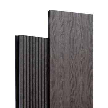 Доска террасная полимерная 27х139х3000 мм Венге