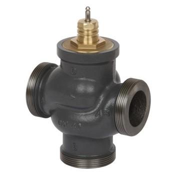 Клапан регулирующий, VRG2 с наружной резьбой Ду=15 Kv=4,0 м3/ч Danfoss