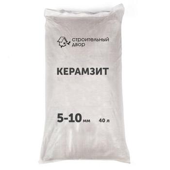 Керамзит (5-10) 0,04м3 мешки Строительный Двор